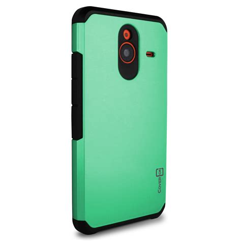 coveron 174 for microsoft lumia 640 xl hybrid armor tough slim phone cover ebay