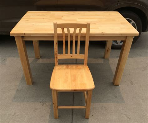 All Wood Dining Tables All Solid Wood Dining Tables And Chairs With Wood Section Can Be Removable Solid Cedar