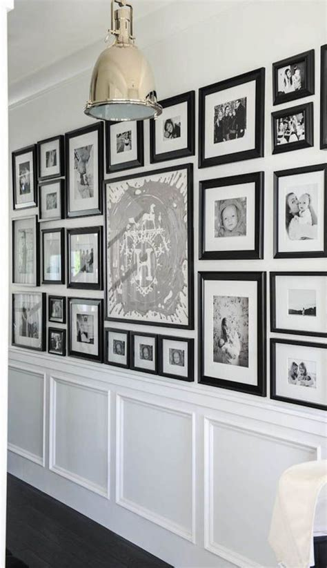 photo gallery wall how to hang a gallery wall in your home gallery wall
