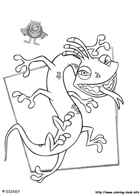sw monster coloring page monsters inc coloring picture coloring and activities