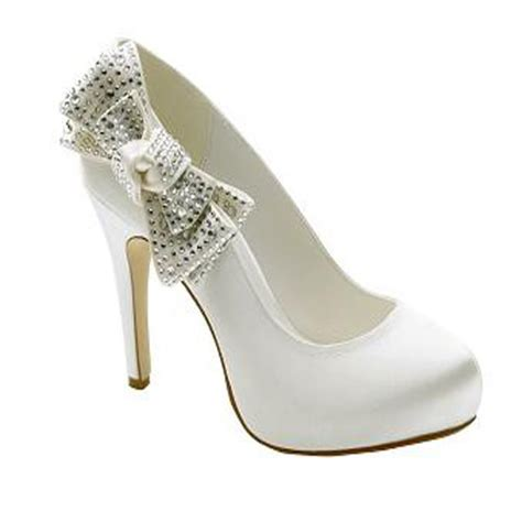 Wedding Shoes Uk by Places To Shop For Your White Wedding Shoes In Uk A Few