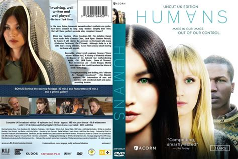 Cover Hk Tv 1 humans season 1 dvd covers bluray covers and cover