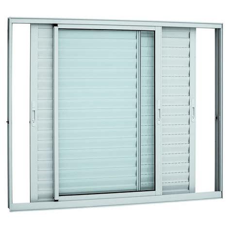 persiana veneziana janela de correr veneziana alum 237 nio 3 folhas vidro