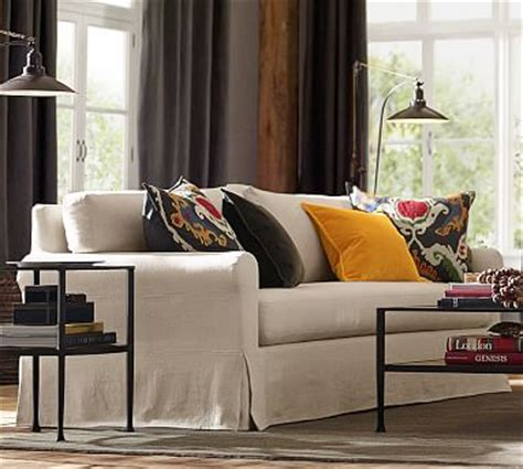 pottery barn armchair covers york roll arm furniture slipcovers pottery barn