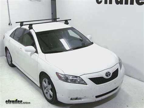 Toyota Camry Roof Rack Thule Roof Rack For 2008 Camry By Toyota Etrailer
