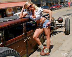 girls rat rods images