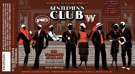 gentleman s more on cigar city widmer bros gentlemen s club beer