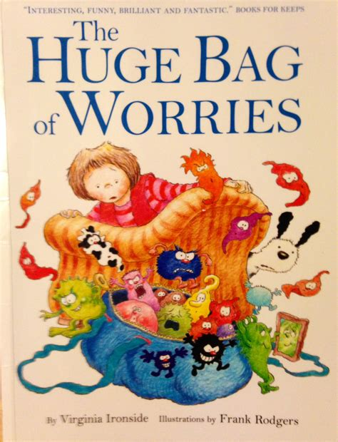 the huge bag of worries childhood anxiety positive parenting with anna partridge