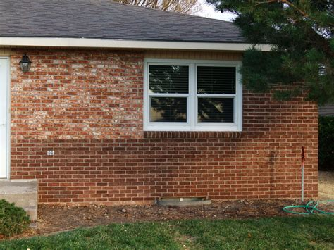 change brick color how to change brick color on house home decor