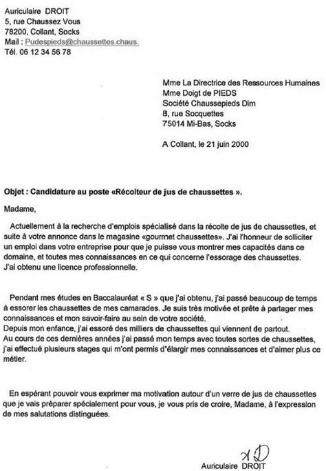 Lettre De Motivation De Vie Scolaire Exemple Lettre De Motivation Scolaire