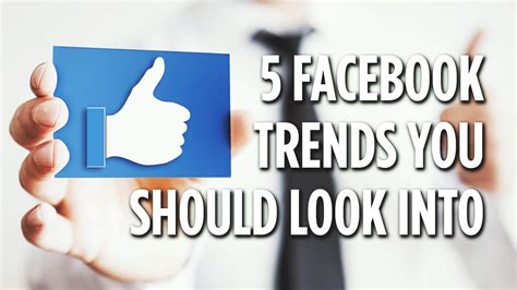5 Lists To Look Into by 5 Marketing Trends You Should Look Into Hill