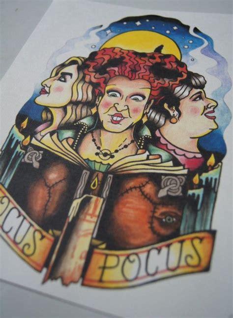 hocus pocus tattoo 17 best ideas about eternal on