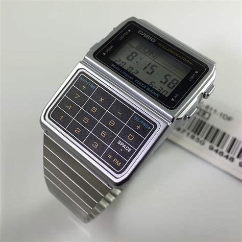 Casio Calculator Dbc611 s casio databank telememo calculator dbc611 1 ebay