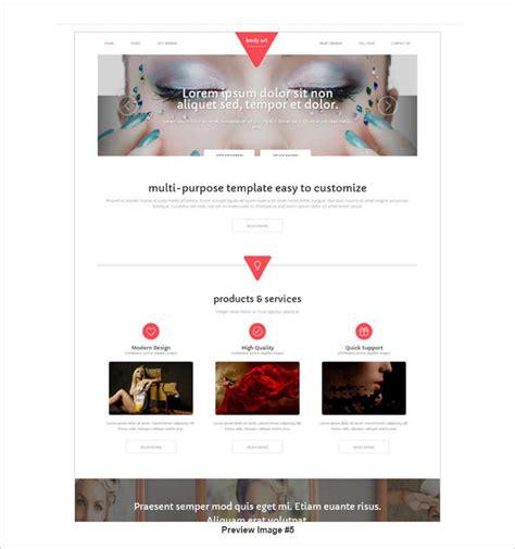 6 women s fashion website templates free premium templates
