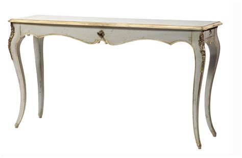 Vintage Console Table Vintage Light Grey Console Table For Sale At Pamono