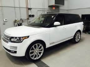 Used Cars Usa Range Rover Used 2015 Land Rover Range Rover Mpv For Sale At Auctionexport