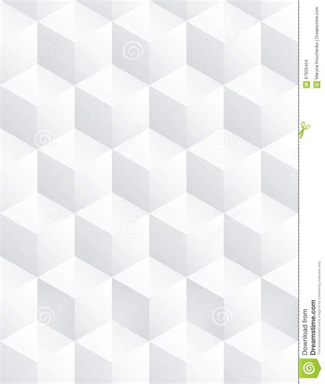 pattern units svg vector cube gray background pattern stock vector image