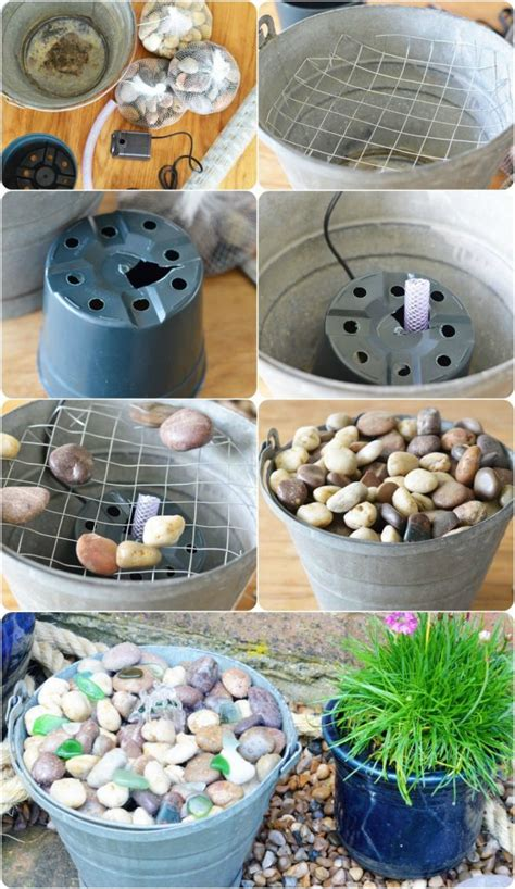 budget friendly diy water features