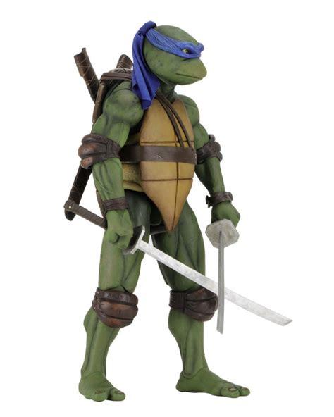 tmnt 2 figures mutant turtles 1990 1 4 scale