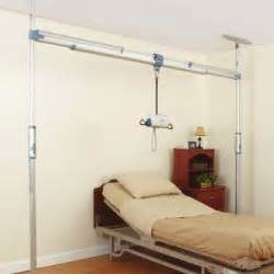 easytrack tension mounted ceiling lift system hme