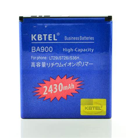 Ba 900 Sony Xperia L Xperia J St26i Xperia M Xperia Tx Xperia batterie ba900 kbtel sony xperia m c1905 j st26i l