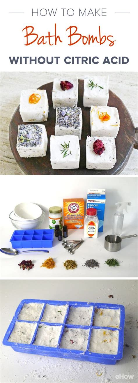 diy bath bombs without citric acid ingredients bath bombs citric acid and bath on
