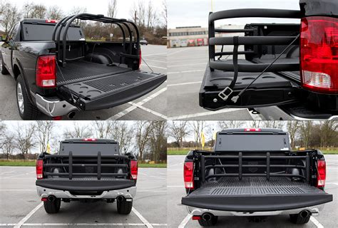 dodge ram 1500 bed extender dodge ram 1500 up bed x tender hd max cargo manager