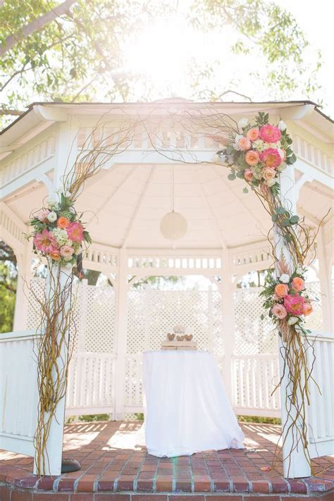 Best 25  Gazebo wedding decorations ideas on Pinterest