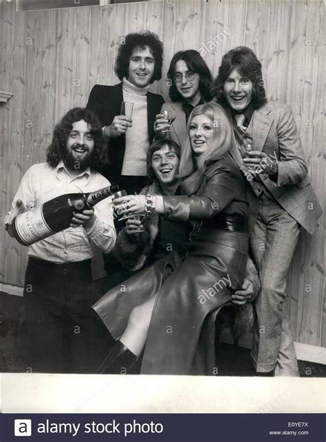 Jan. 01, 1970   Dean Ford of the Marmalade pop group has