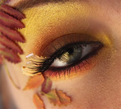 Fall No Makeup Required 3 by Makeup Your Jangsara Leaves Of The Fall