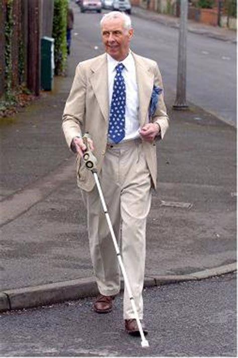 blind aids 21st century walking sticks