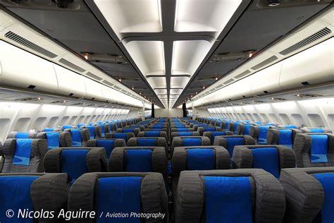 A330 Interior by Interior De La Cabina Airbus A330 200 De Aerolineas Ar