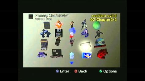 My Ps2 Memory Cards by Playstation 2 Memory Card Saved Data Icons