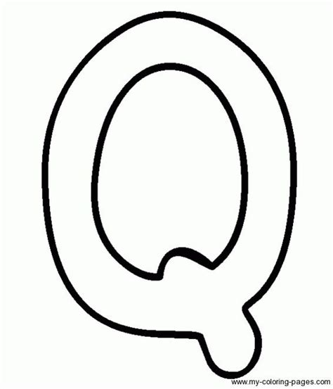 Capital F Coloring Page by Coloring Capital Letters Q Los Cuentos Y Algo M 225 S