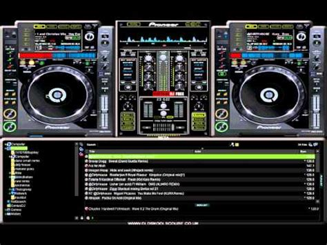pioneer dj software free download full version 2012 full download free gratis best virtual dj skins pioneer