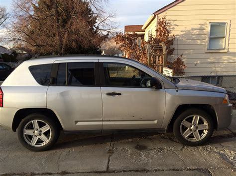 2007 Jeep Compass Sport 2007 Jeep Compass Pictures Cargurus