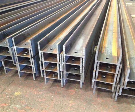 uk steel sections rsj beams birmingham wolverhton i beam process steel