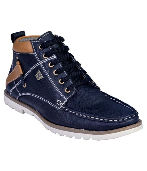 shoes deals altek black smart casuals shoes snapdeal price casual