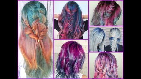 colorful hair dye 50 unique colorful hair dye ideas winter compilation