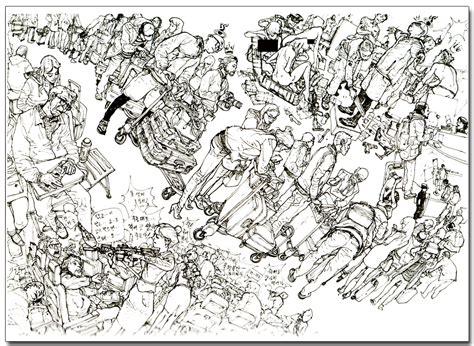 sketchbook jung gi jung gi works omphalos sketch collection book