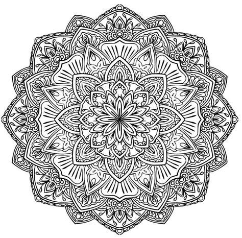 mandala coloring book dubai mandala significato e i benefici che derivano dal creare
