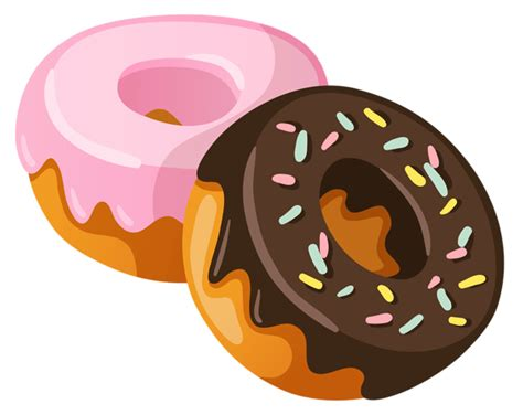 clipart gallery free doughnut donut clipart free clip image 13570
