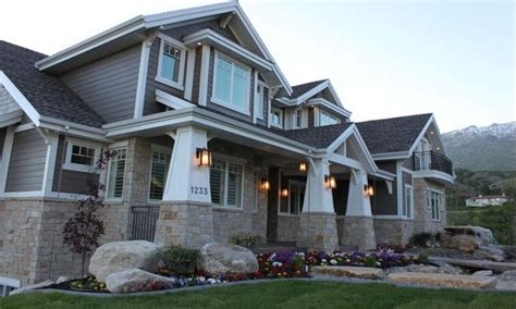 parade of homes 9 southview contemporary exterior ranch style homes craftsman modern craftsman style home