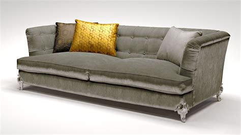 double king sofa frame made of solid wood bruno za