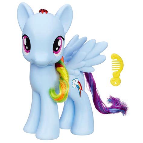My Pony Figure 7 my pony friendship is magic rainbow dash 8 inch figure