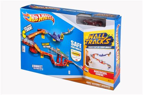 giveaway hot wheels wall tracks closed universal
