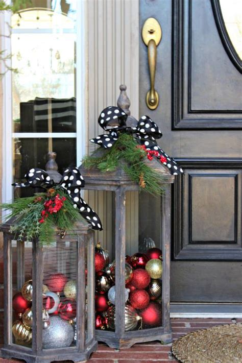 life and love front door holiday decor 13 outdoor christmas decorations that are simply magical