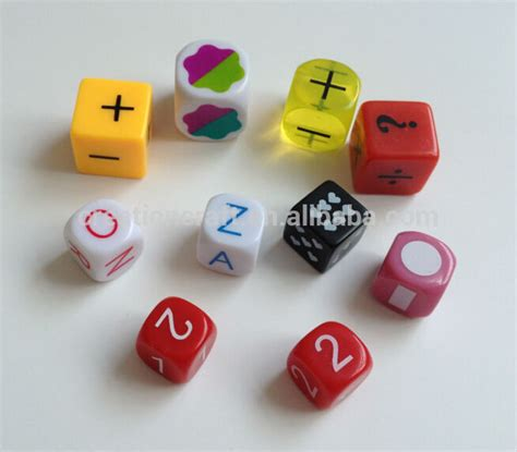 printable custom dice custom silkscreen print logo 6 sided dice buy custom 6