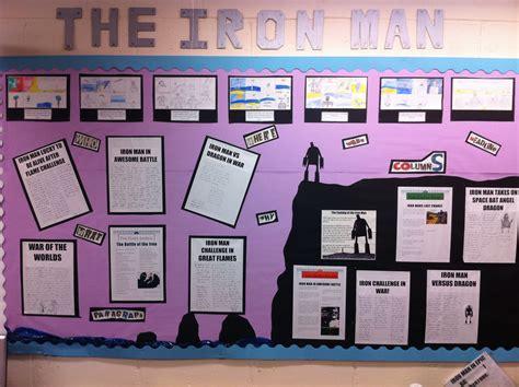 iron giant writing newspaper report writing