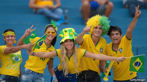 world cup brazil people brazil s home advantage in the world cup the economist